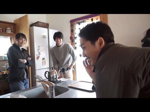 福士蒼汰&広瀬アリスの邪魔に入る大野拓朗に現場がほっこり 映画『旅猫リポート』メイキング映像