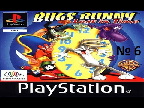 Bugs Bunny Lost in Time - часть 6 - сезон охоты