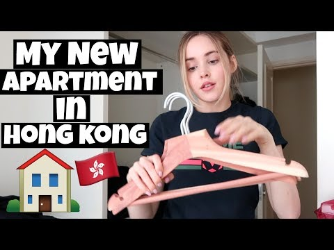 First Day of Living in Hong Kong
