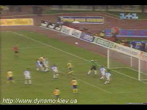 Great goal of Shevchenko (UKR)