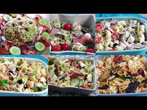 6-salades-de-pâtes-faciles-et-rapides