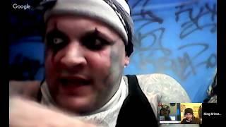 King Krimzon interviewed about being on Dr.Phil on Underground wicked radio
