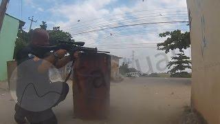 Traficantes são mortos em operação do 27ºBPM em Antares com intensa troca de tiros