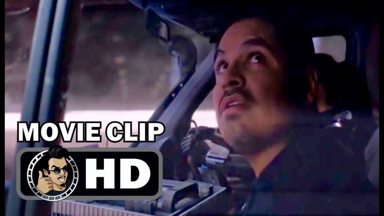 Download ANT-MAN AND THE WASP Clip - Car Chase (2018) Marvel Movie HD