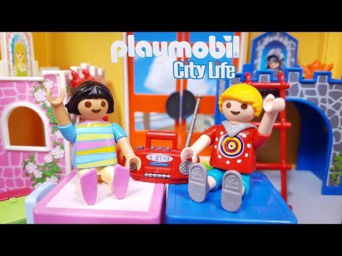 Playmobil City Life Children/'s Room 9270 NEW