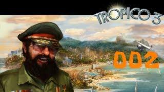 Let's Play Tropico 3 - Xbox 360 #2 die Banane ist reif!