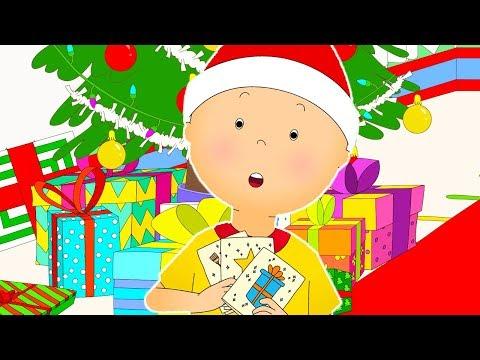 Caillou auf Deutsch neue Folgen ★ Caillou Weihnachtsspecial COMPILATION ★ HD 2017 ✔