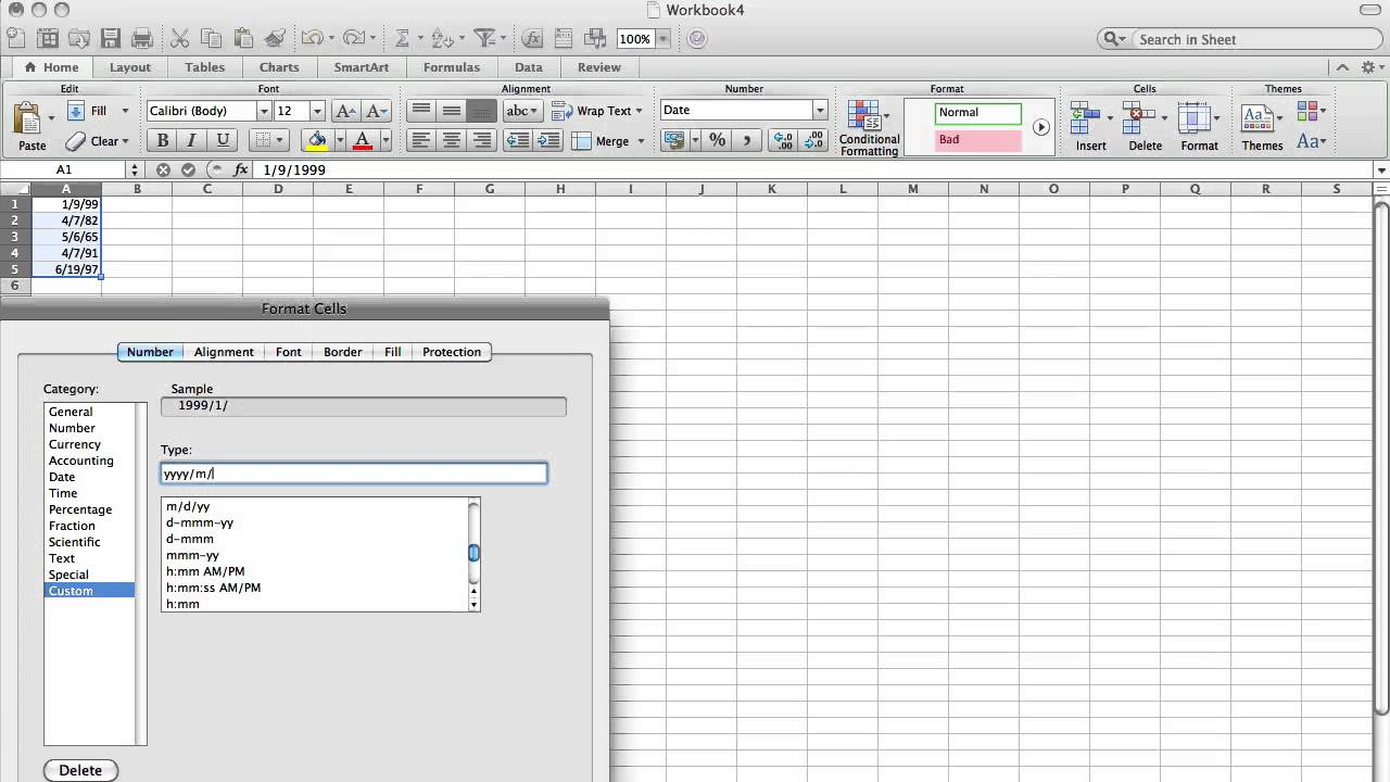 How to Sort Data in Excel for Mac 2011