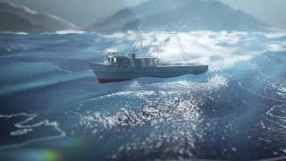 Garmin 海上定位 CR 1522