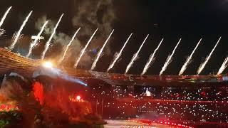 Download lagu AMAZING! Fancam Proses nyalain Cauldron di Opening Ceremony Asian Games 2018