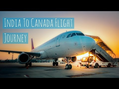 Journey from India To Canada | Punjab to Vancouver