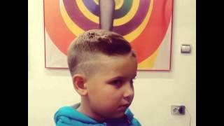 Детская стрижка в стиле # barbershop(, 2014-11-15T11:58:32.000Z)