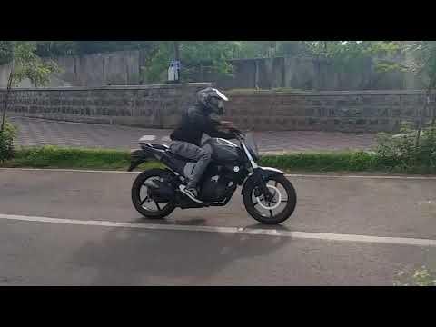 "Yamaha FZ Modified | The Smokey Dogs Custom's ""METAL-HEAD"" | Custom Head Light"