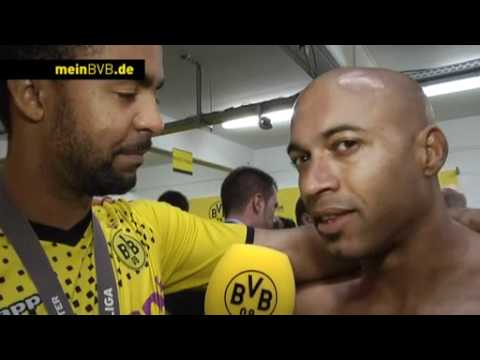 BVB - Frankfurt: Owo interviewt Dede