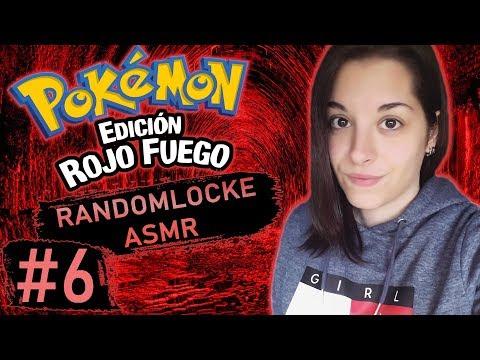 [ASMR Español] Pokémon RF Randomlocke Ep. 6 - LOS DIOSES DEL LOCKE