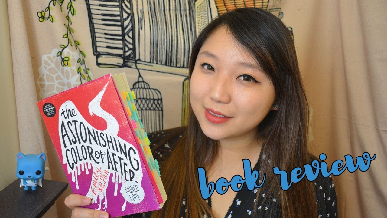 The Astonishing Color Of After Book Review Youtube