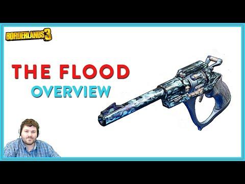 Take Us | Borderlands 3 | The Flood Legendary Pistol