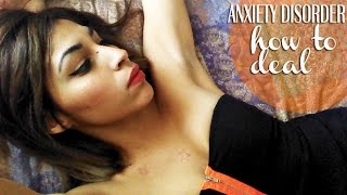 ANXIETY DISORDER | MY STORY & HOW TO DEAL Thumbnail