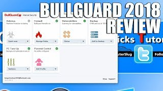 BullGuard Internet Security 2018 Install & Review | Secure Your Computer!