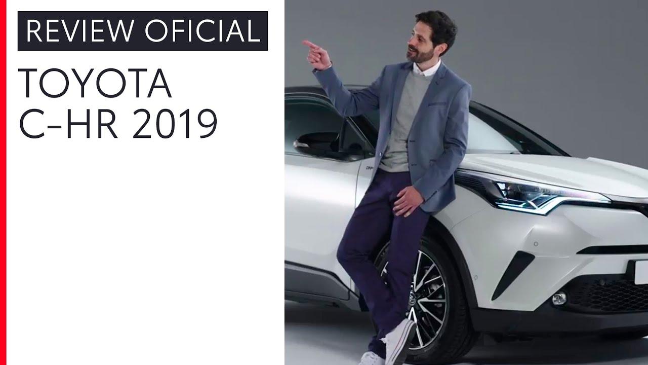Toyota chr 2019 precio