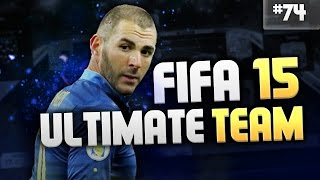 Fifa 15 Ultimate Team - PIPOQUEIRO !!! Parte #74 (Xbox one)