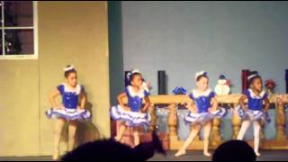 Bella's Ballet Dance performance