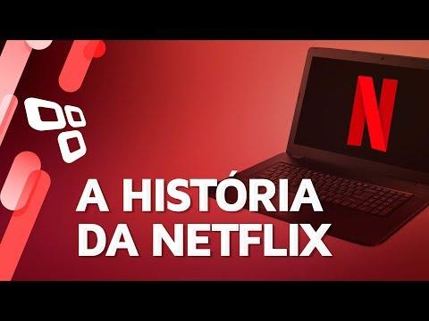 A história da Netflix - TecMundo