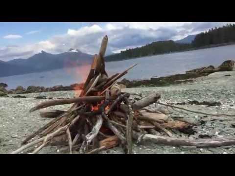 ALASKA - Mist Cove Family Vacation 2016