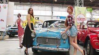 видео Классические американские автомобили выглядят великолепно