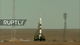 Video LIVE: Expedition 51-52 launches from Baikonur, en route to the ISS download MP3, 3GP, MP4, WEBM, AVI, FLV Februari 2018