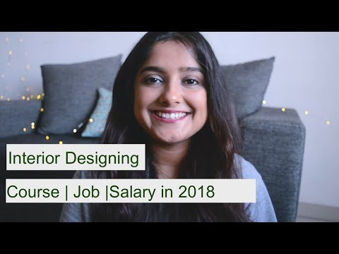 Advantages and Disadvantages of Becoming an Interior Designer || Course , Job, Salary explained ||