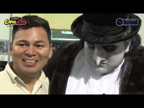 Comic - Con en Cifco-San Salvador El Salvador.