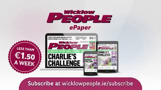 Subscribe to the Wicklow People ePaper