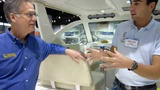 Chicago Boat Show - Tiara 3100 Open with Rick Venner