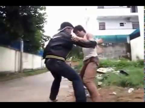 đánh nhau kinh hoàng như Lý Tiểu Long