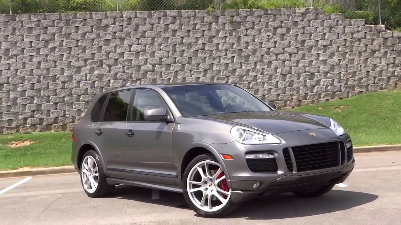 2010 Porsche Cayenne Gts Awd Car Review Luxurious Design