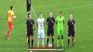 Skrót meczu Znicz Pruszków - Zagłębie Sosnowiec (1:4)