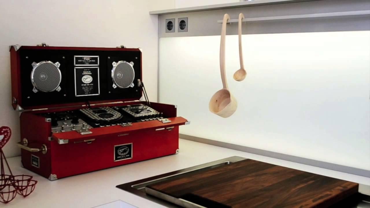 Nouvelle Cuisine Aosta Poggenpohl Presentazione Show Room YouTube - Cuisine poggenpohl