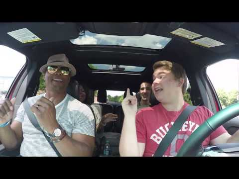 RG Barton, Eddie George and Aaron Craft - Party in the USA (part 2)