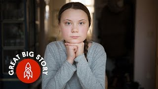 For hundreds of thousands young people around the world, greta thunberg is an icon. in august 2018, dismayed by adults' lack action on global clima...