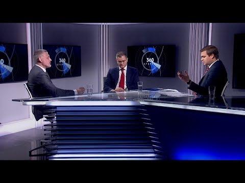 Vuk Jeremić i Čedomir Jovanović o protestima, opoziciji, Kosovu...