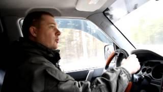 Тест драйв Mitsubishi Pajero