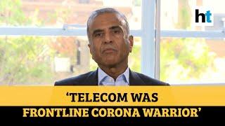 'Telecom was the frontline corona warrior': Airtel chairman Sunil Mittal