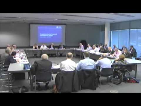 TFL Board Meeting 26 March 2014 - Less than 2% of Board Mtg to discuss Deaths
