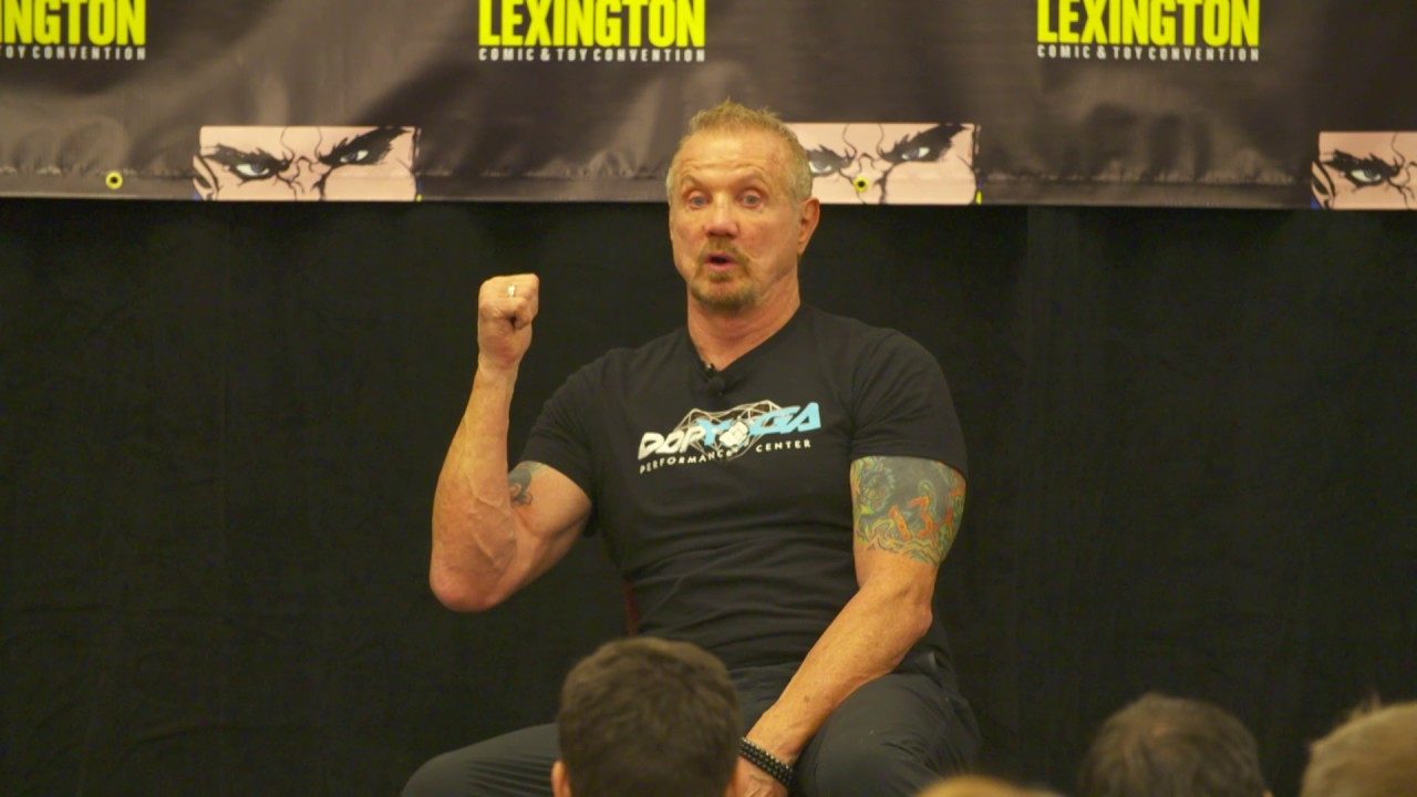 Intro To Ddp Yoga With Diamond Dallas Page Youtube