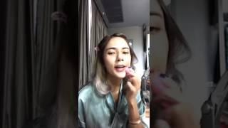 FACEBOOK LIVE VIDEO : อุ้ม ลักขณา AUM LUKKANA 3 พ.ค. 2560
