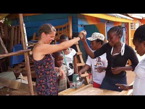 Impressive Uganda - Voluntary work and traveling