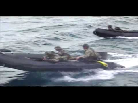 U.S. Navy SEALs Special Operations Force Training. Part 2 Of 4