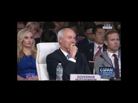 Gov. Hutchinson Asks Elon Musk About NASA, Its Mission \u0026 The Public's Interest