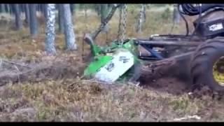Harvester     1070    PRZEROBIONY      NA RĘBAK   LEŚNY
